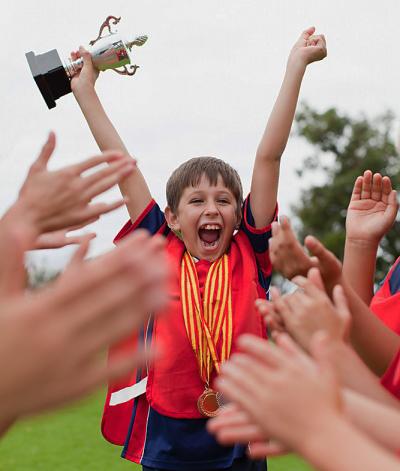 ¿Qué deporte es mejor para los niños?