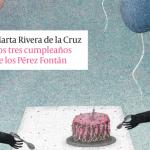 """Marta Rivera de la Cruz, escritora: """"Ser testigo del dolor es una experiencia que siempre toca el corazón"""""""