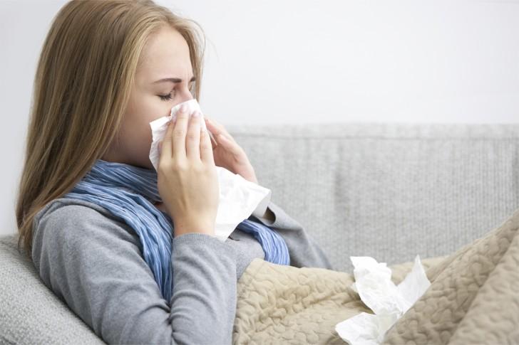 Cómo combatir 5 síntomas de la gripe