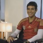 """Fernando, niño enfermo de cáncer: """"La solución pasaba por amputarme la pierna"""""""