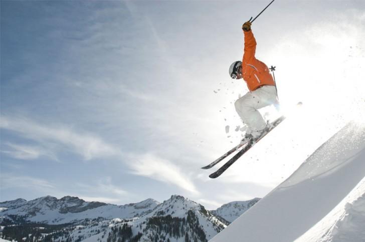 Esquiadores: 5 ejercicios para evitar una lesión de rodilla