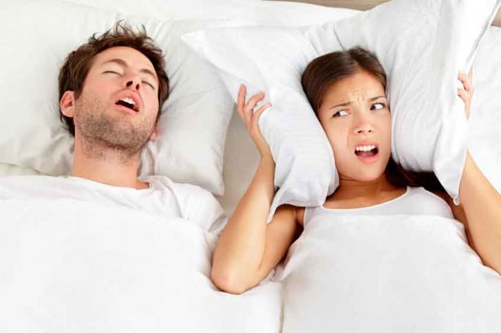 Apnea del sueño, cuando el ronquido es una alerta