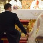 Una boda solidaria tras superar el cáncer