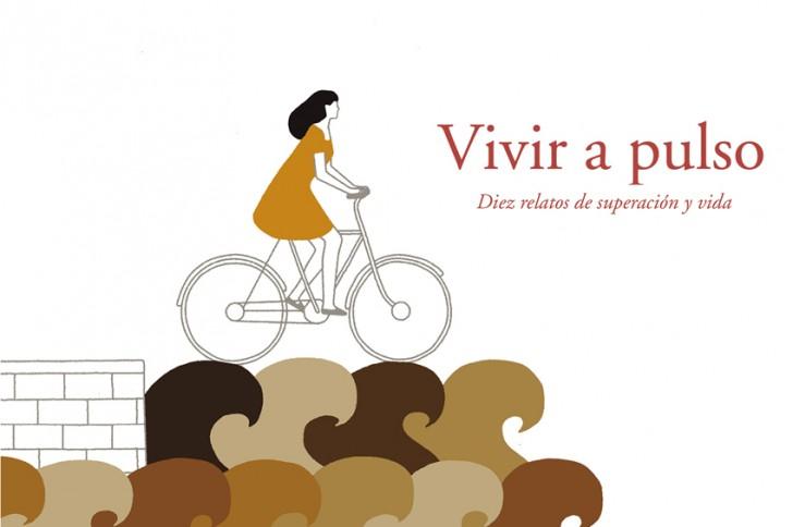 """""""Vivir a pulso"""", un libro solidario contra el cáncer infantil"""