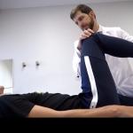 Aleksandr Kolomeytsev, recuperación de una lesión deportiva