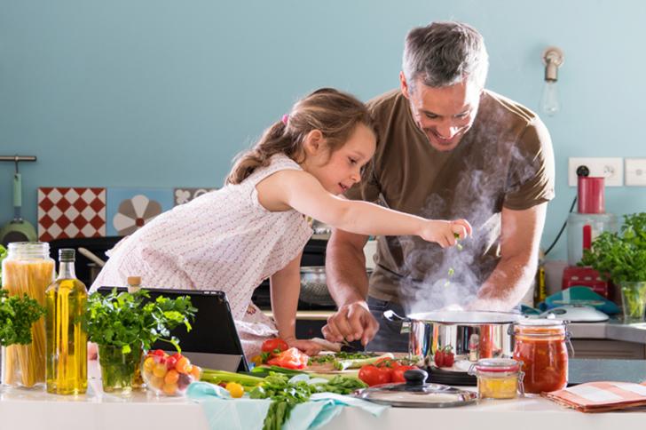 Cómo mantener una alimentación saludable quedándonos en casa
