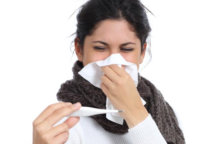 ¿Es posible distinguir entre gripe y COVID-19?